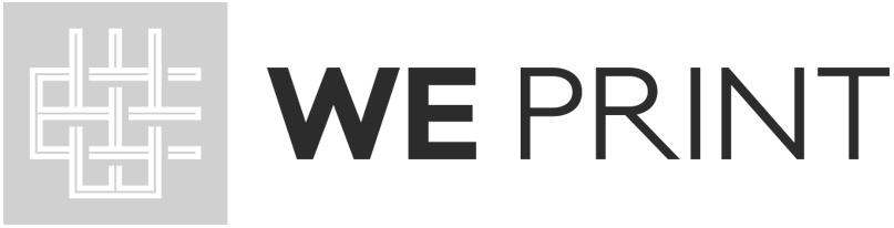 WePrint - Logo/Identity