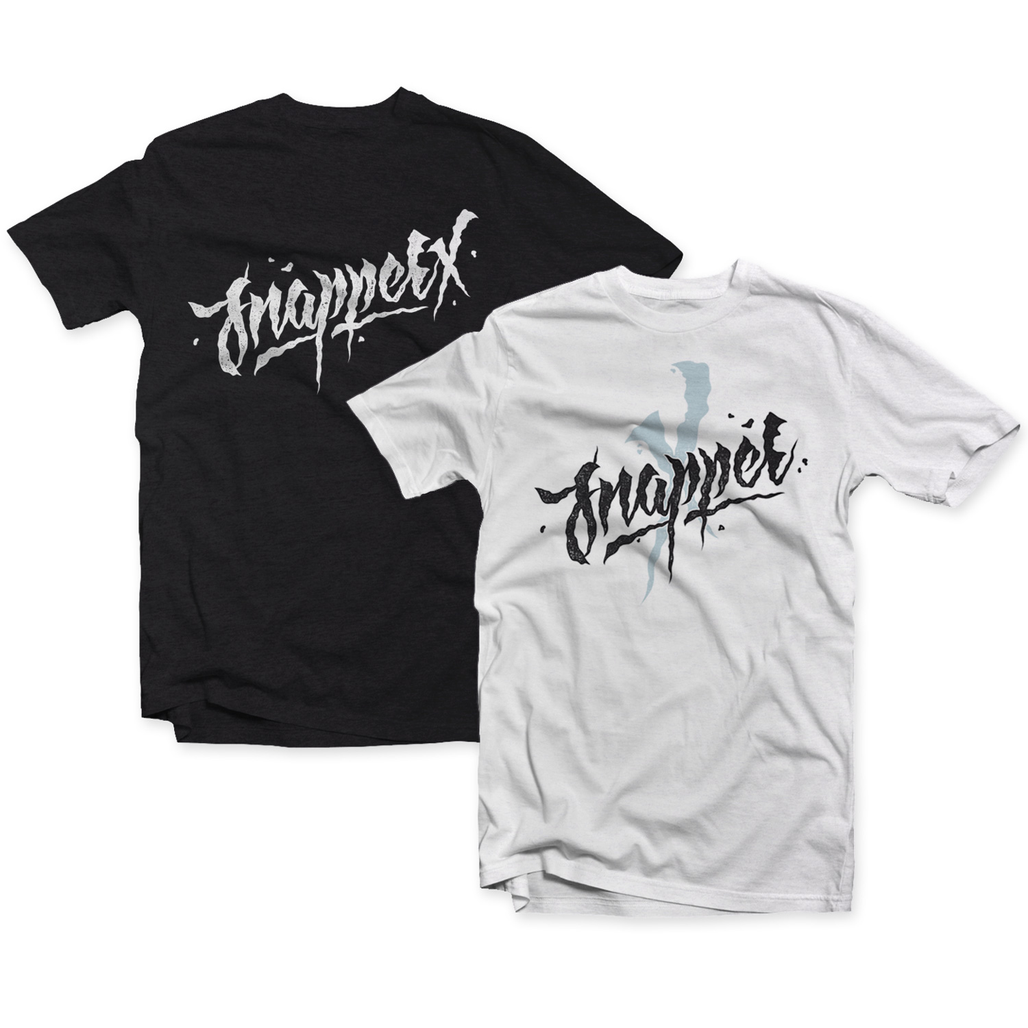 SnapperX - Calligraphy Shirt