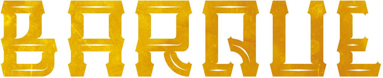 Barque - Font